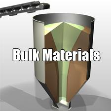 Bulk Materials Button