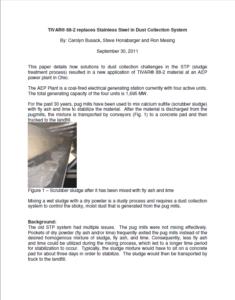 TIVAR 882 Dust Collection PDF