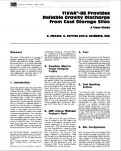 TIVAR88 Reliable Discharge PDF